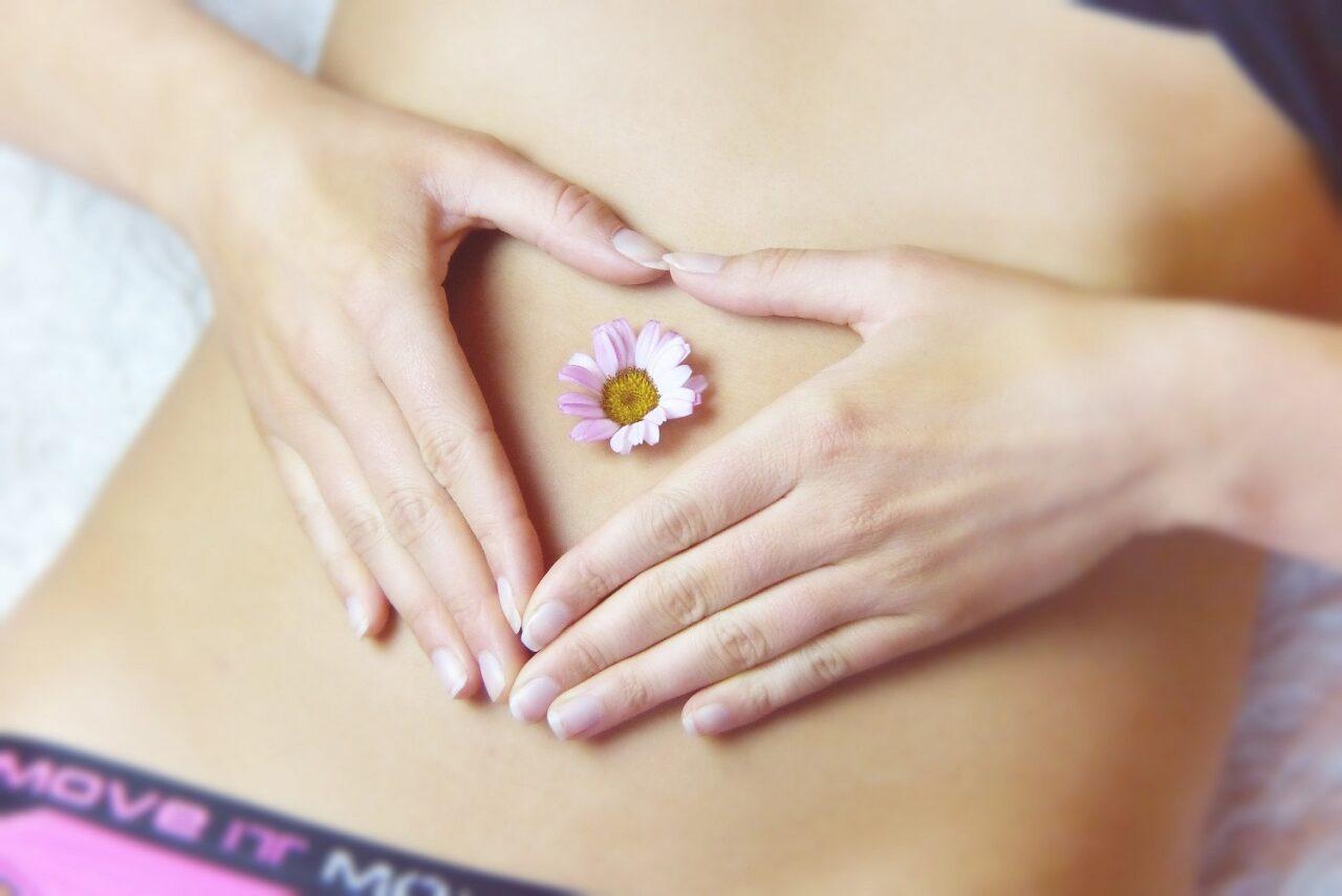 Bauch-Massage - neu-ausrichten.ch